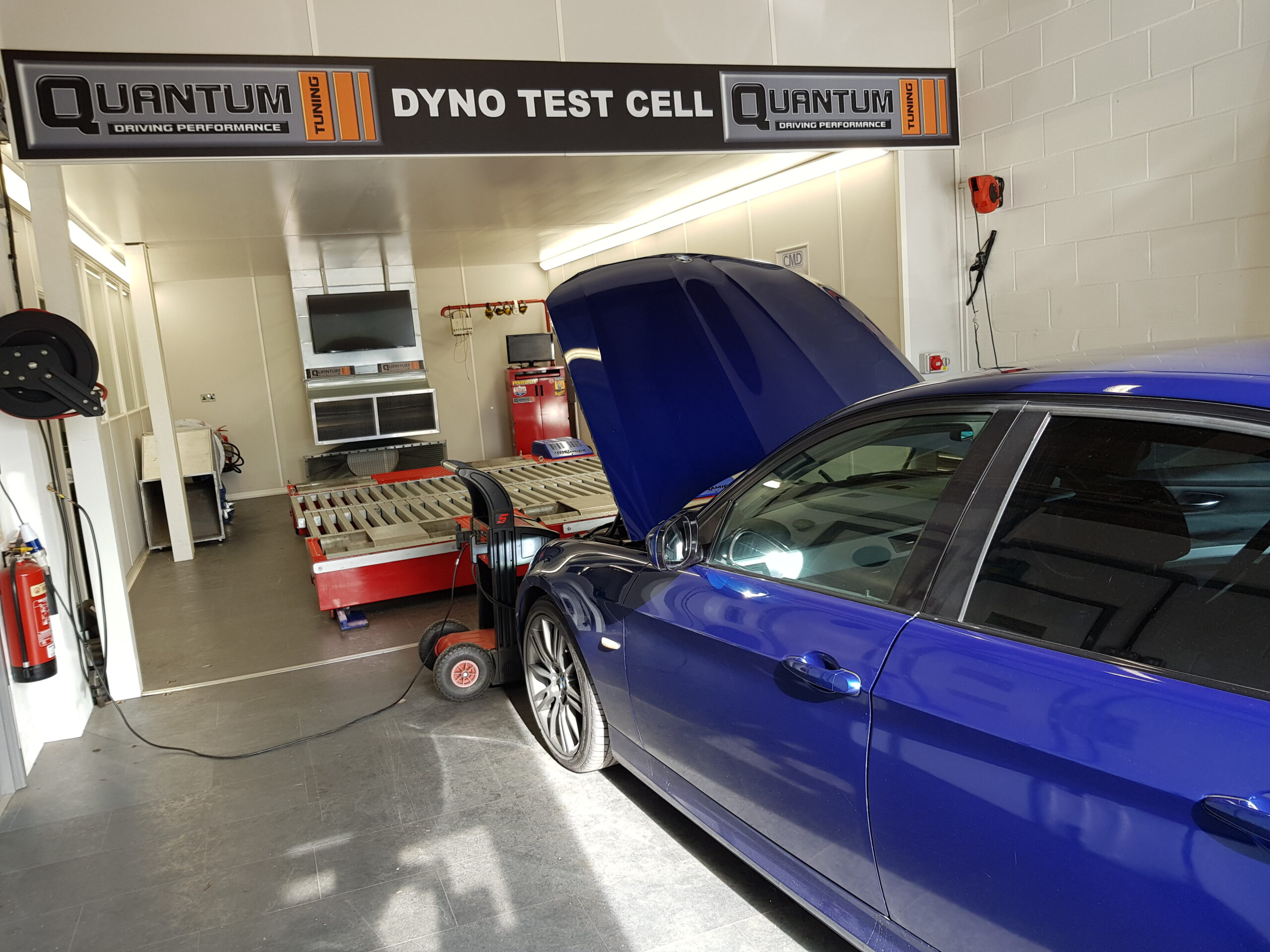 remapping dyno cell