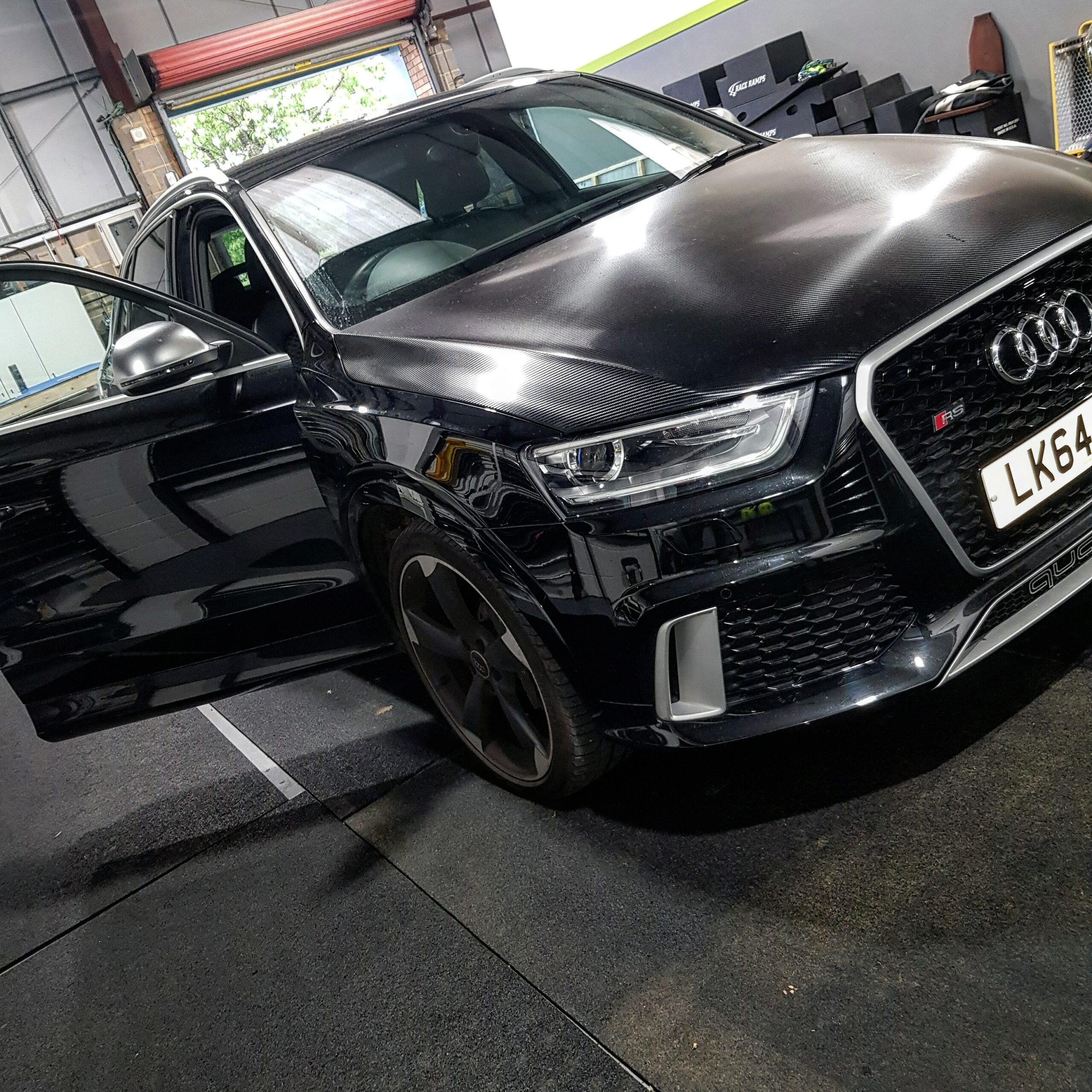 RSQ3 remapping in Dorset