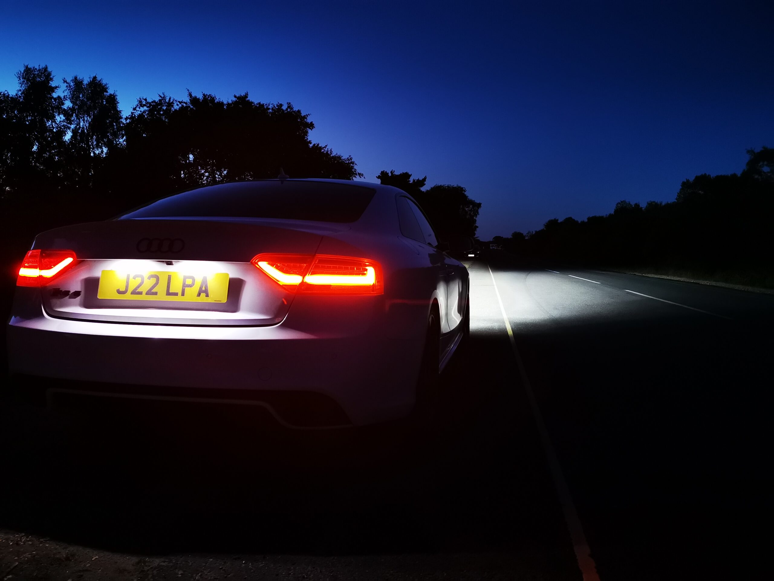 Audi RS5 remapping